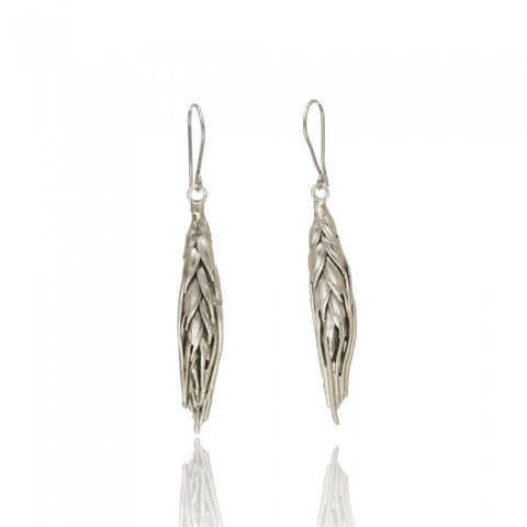 Demetra Earrings - Silver