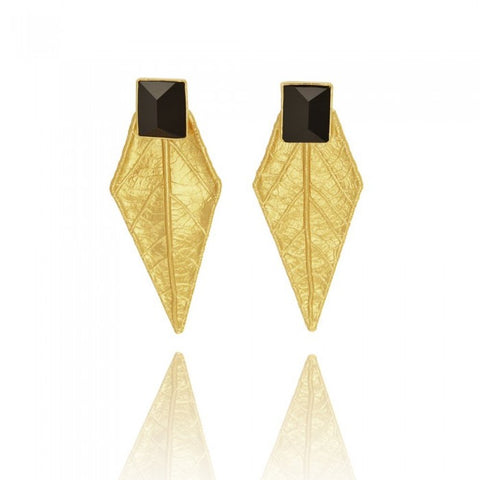 Isidora Earrings - Gold
