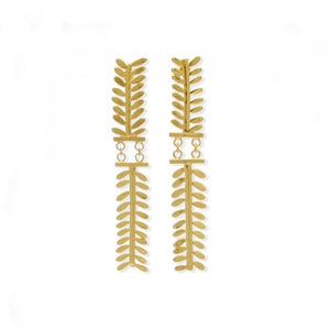 Erixo Earrings - Gold