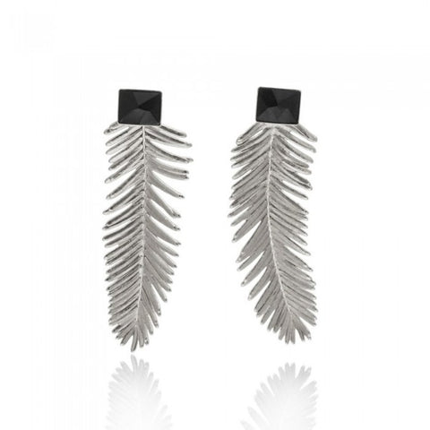 Iokasti Earrings - Silver