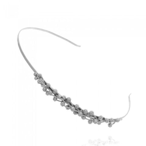 Mimosa Hair Accessory - Silver