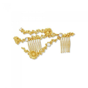 Mimosa Hair Accessory - Gold