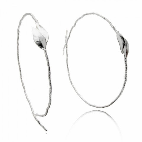 Melite Myrtle Wedding Crowns -  Silver