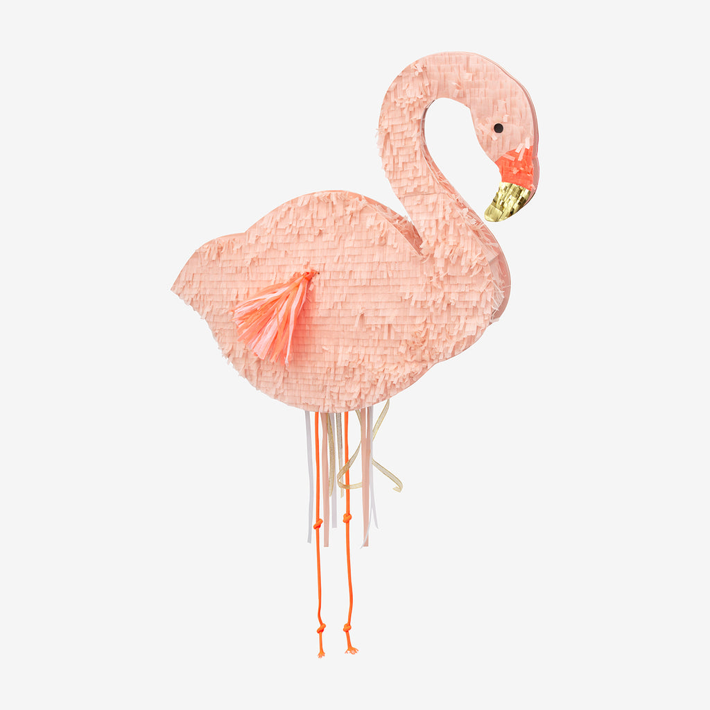 La pinata Flamant rose & or - My Little Day