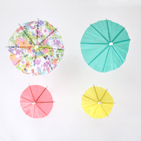24 toppers - Parasol