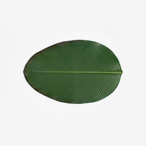 Set de table feuille - Heliconia