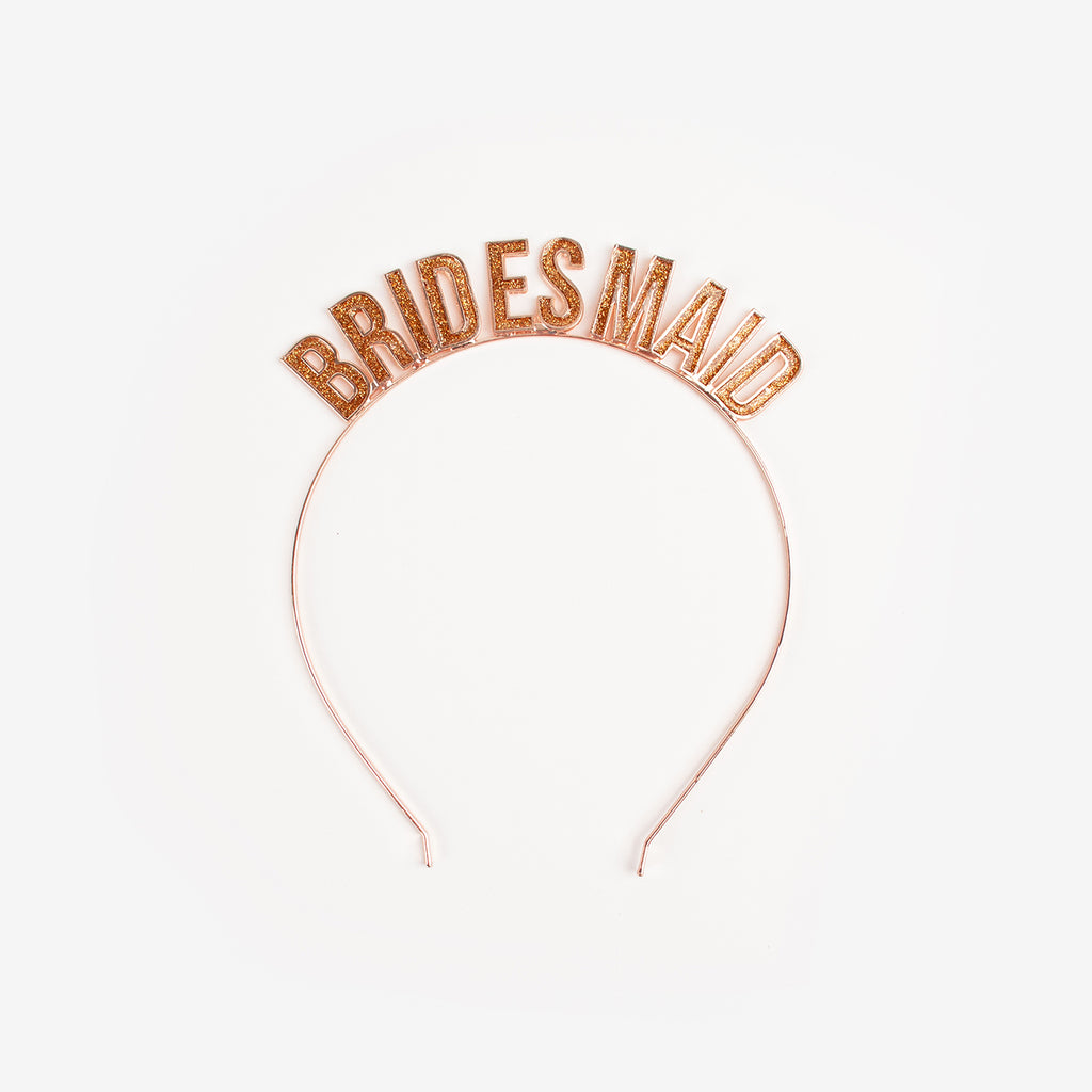 1 serre-tête - Bridesmaid - My Little Day