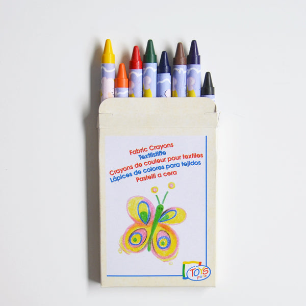 8 crayons - Textile - My Little Day