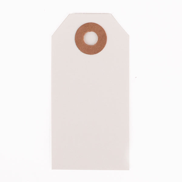 10 gift tags - Blanc