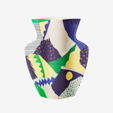 Vase papier Stromboli - Multicolore - My Little Day