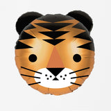 Ballon tigre par My Little Day pour decoration anniversaire enfant safari.