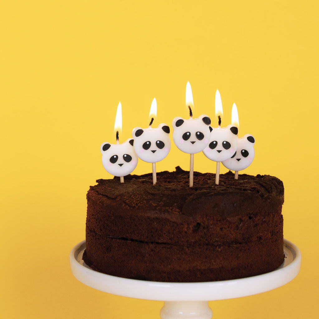 Gateau d'anniversaire panda par My Little Day