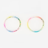1 bracelet pailleté - Arc-en-ciel - My Little Day