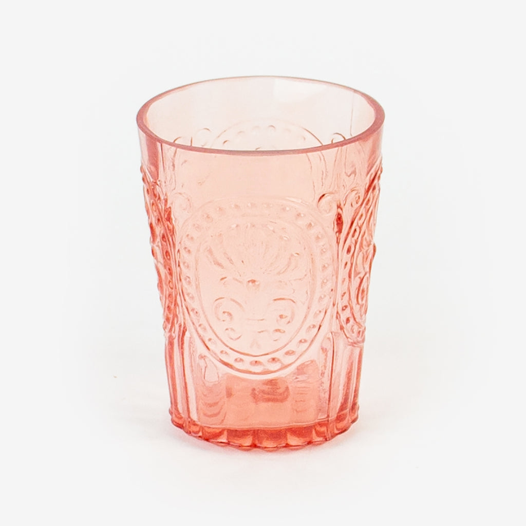 1 verre fleur de Lys - Rose - My Little Day