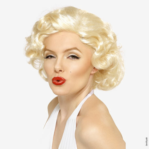 Perruque blonde - Marilyn Monroe