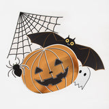 deco fête halloween : stickers muraux halloween my little day