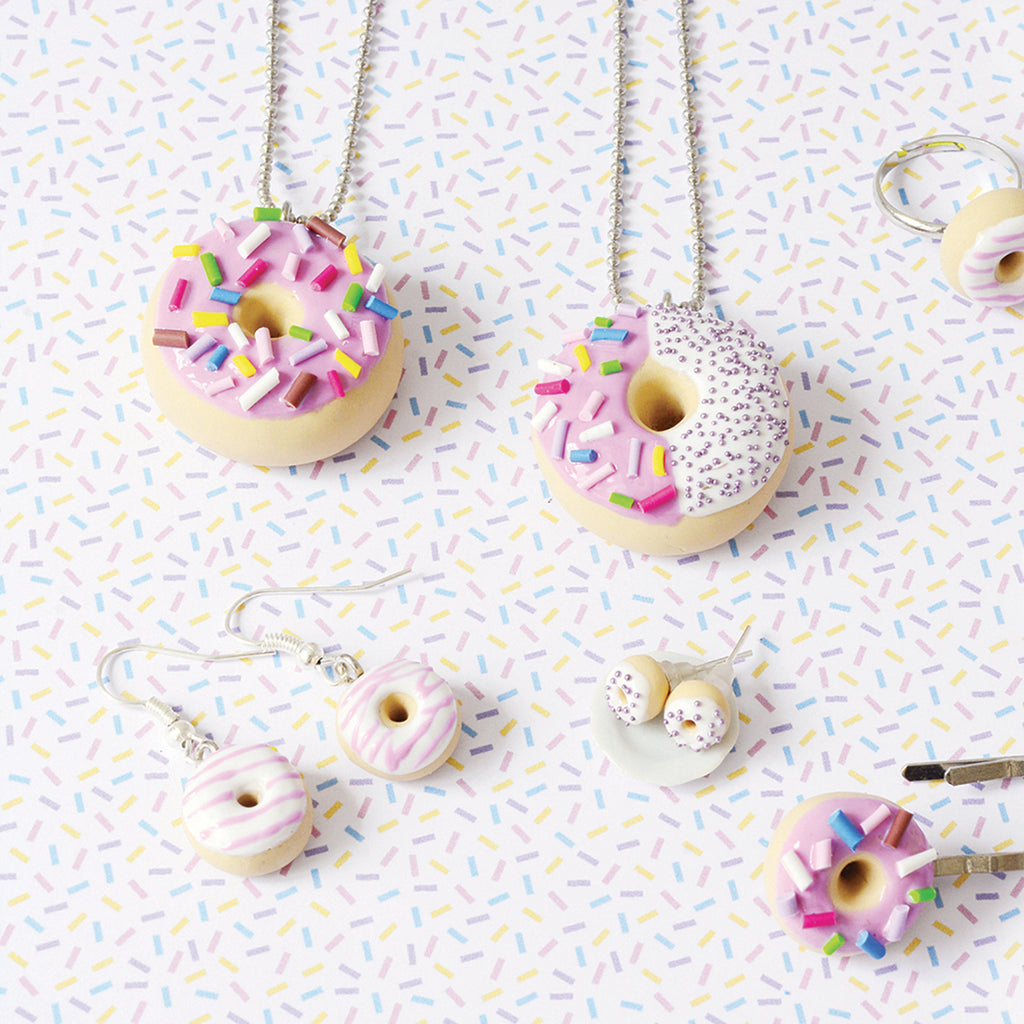 Kit mes bijoux gourmands - donuts