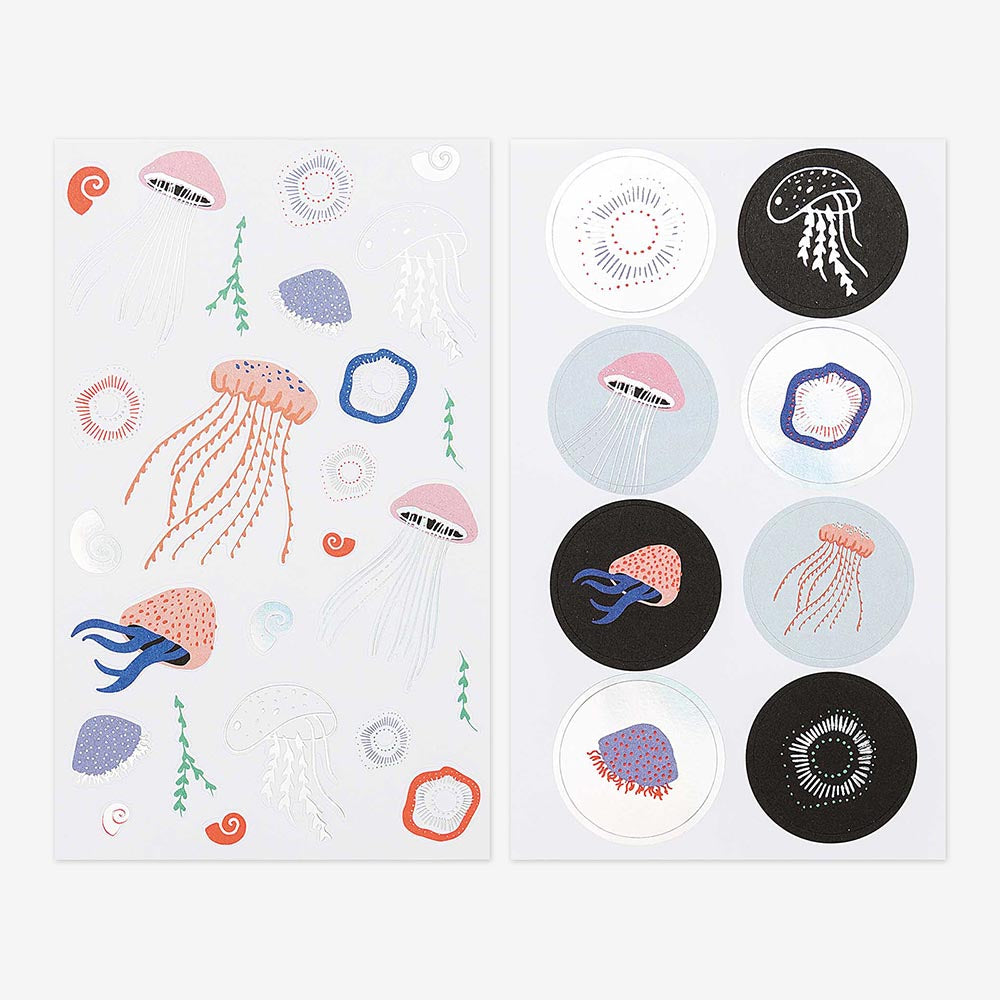 Stickers - Méduses - My Little Day