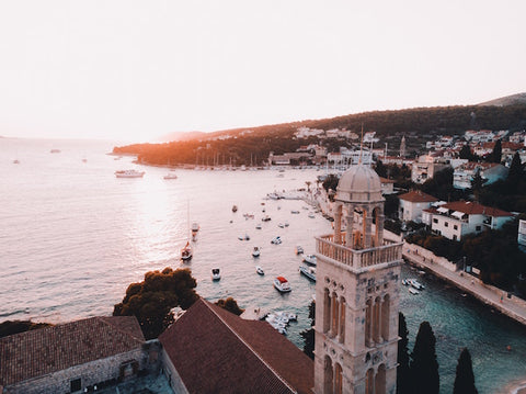 Hvar, Croatia - your next seaside and adventure destination. Damn Skippy Wear