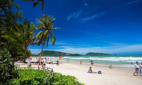 Patong - your next beach and seaside adventure. Damn Skippy Wear