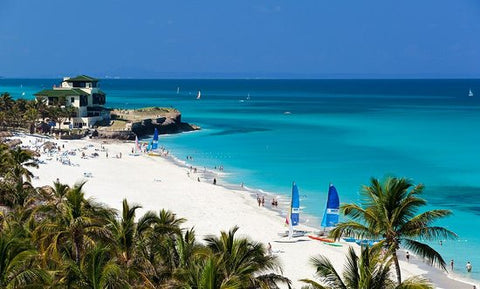 Varadero, Cuba - your next beach and seaside adventure. Damn Skippy Wear