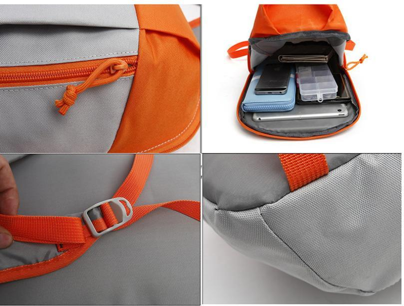 Bag - Mini Waterproof Backpack Laptop compartment I Damn Skippy Wear