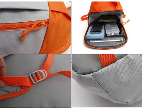 Image of Bag - Mini Waterproof Backpack Laptop compartment I Damn Skippy Wear