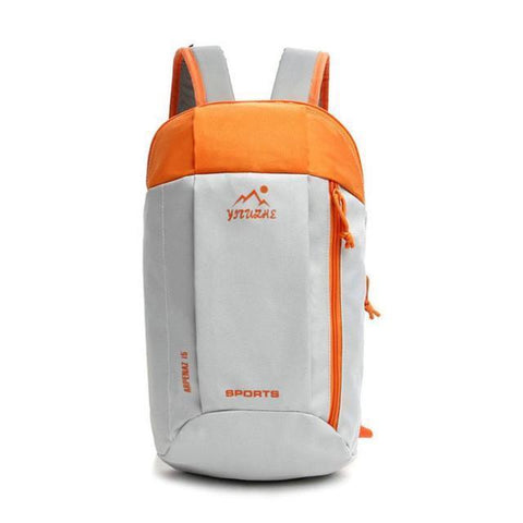 Bag - Mini Waterproof Backpack Orange I Damn Skippy Wear