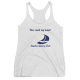Image of ASC You Rock My Boat Racerback Tank