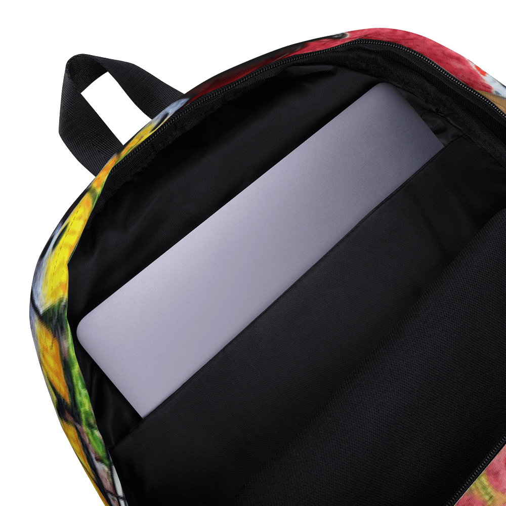Bag - Baila Salsa Graffiti Men's Backpack