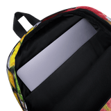 Image of Bag - Baila Salsa Graffiti Men's Backpack