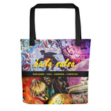 Image of Bag - Baila Salsa (Salsa Graffiti Around The World) Tote