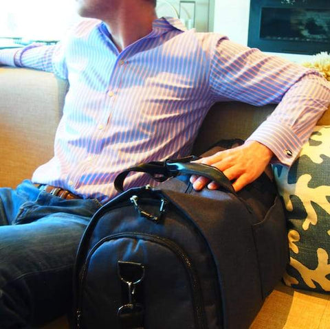 Image of Bag - Business And Fun Travel Garment Bag