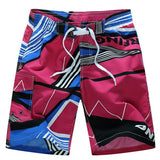 Image of Beach Shorts - Regular And Plus Size Swim Trunks