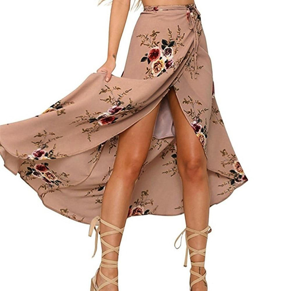 Beach Skirt - WRAPsody Chiffon Skirt