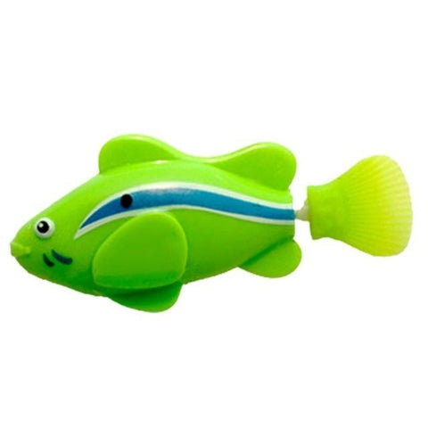 Electronic Fish - High Quality Robot Clownfish Aquarium Fish Green