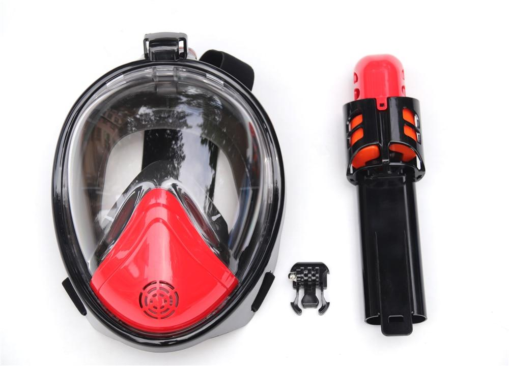 Full Face Diving Mask And Snorkeling Set