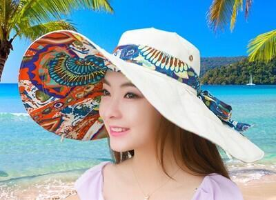 Hats - Bold And Foldable Sun Hat