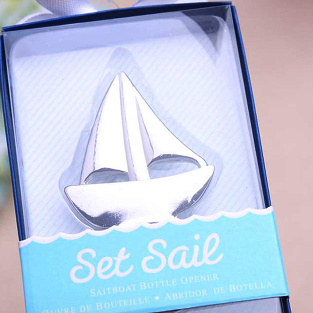 Home Decor - Sailboat Bottle Opener (5pcs)