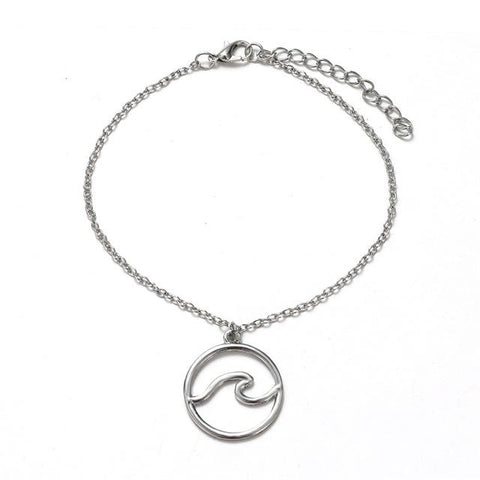 Image of Jewelry - Boho Jewelry Wave Anklet