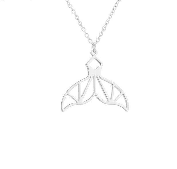 Jewelry - Matrix Whale Necklace