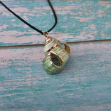 Image of Jewelry - Nautilus Goddess Necklace