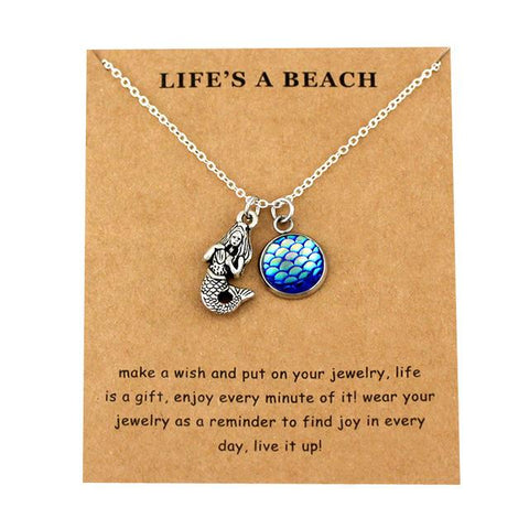 Jewelry - Ocean Angels Necklace