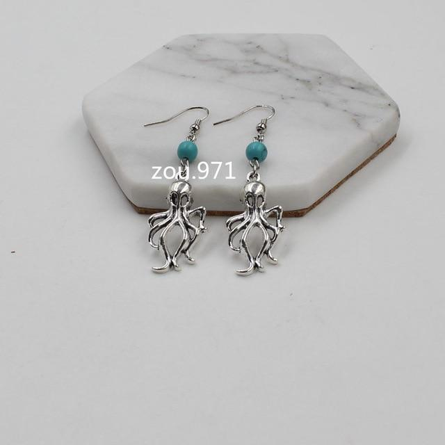 Jewelry - Supercomputer Octopus Earrings