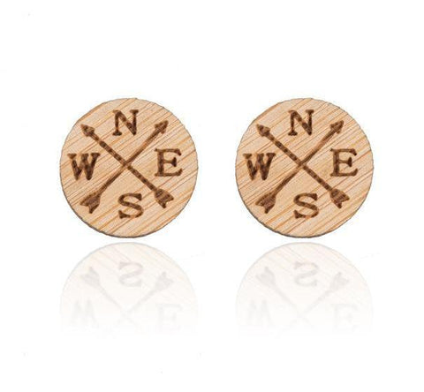 Jewelry - Timber Beach Studs