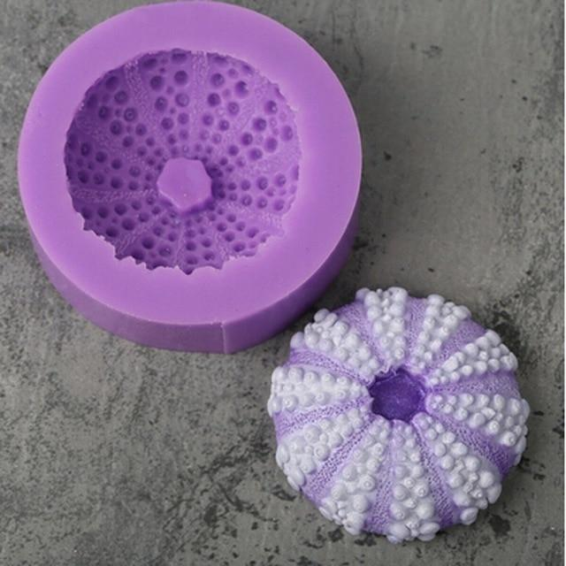 Kitchen - Seashells Silicone Cake Decorating Baking Molds
