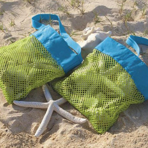 Mesh Beach Bag I Damn Skippy Wear