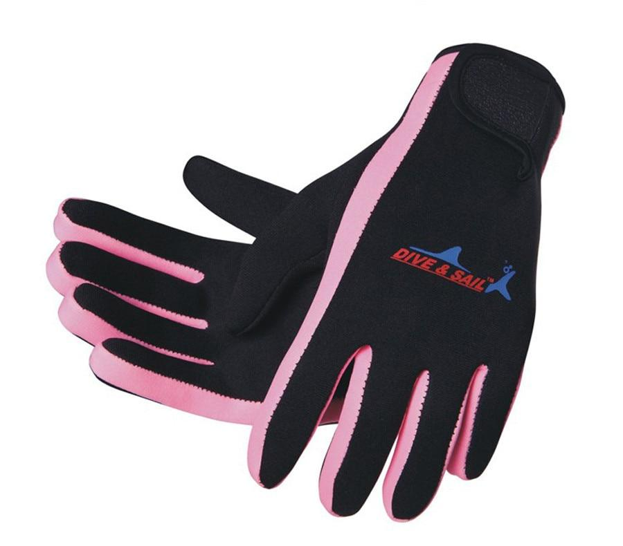 Neoprene Diving Gloves 2.0 Pink
