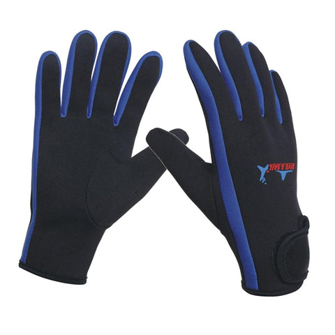 Neoprene Diving Gloves 2.0 Blue