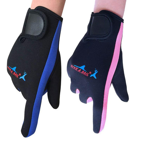 Neoprene Diving Gloves 2.0